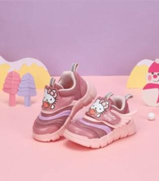 Hello kitty既时尚又舒适的健康运动鞋 你值得拥有!