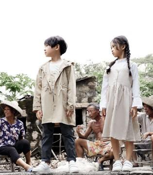 森虎儿时尚单品  漫步于古巷老街的年代