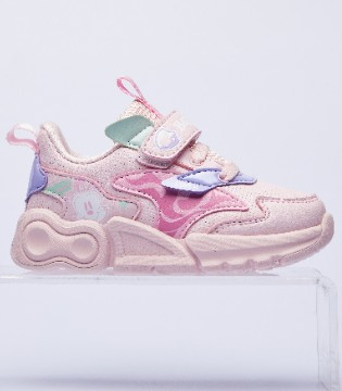 BOBDOG巴布豆时尚童鞋 不让孩子输在起跑线上!