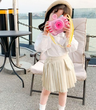 宾果童话 游玩港口城市 为孩子们拍上美美哒的照片