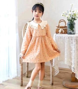 温暖天气 永福熊绝美连衣裙与你相伴