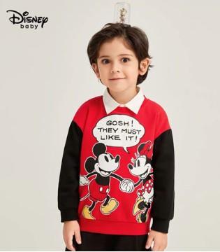 童装的创业道路上 迪士尼与你同在