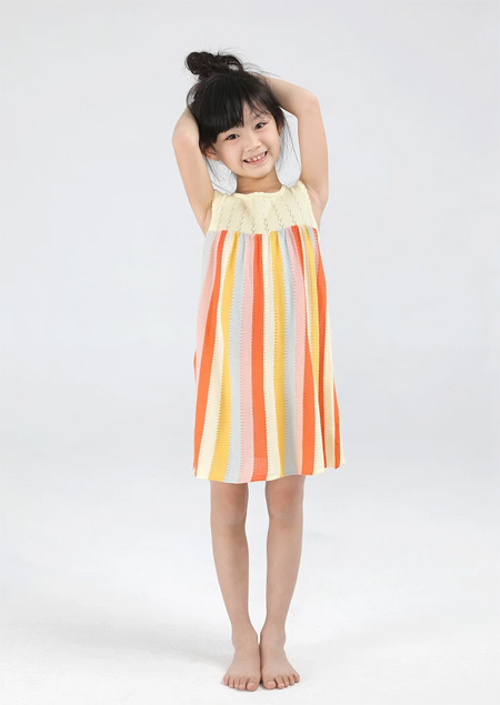 穿上Knit Planet夏季新品 一起感受美好的夏天吧!