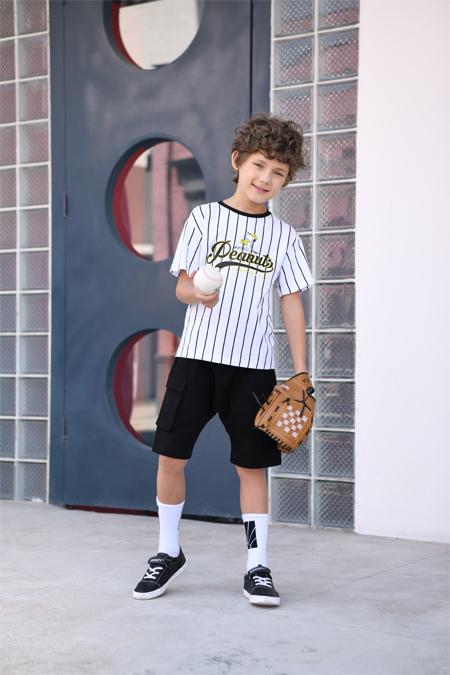 史努比夏季T恤 简单舒适又百搭 保证有你喜欢的!