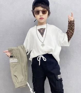 123童装 回头率极高 令人瞩目的时尚感