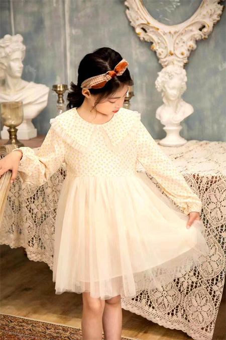 文艺淑女的连衣裙 让这个春末夏初更加美丽动人