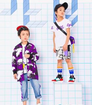 爱心果专业的童装品牌 给孩子带来极好的穿着体验