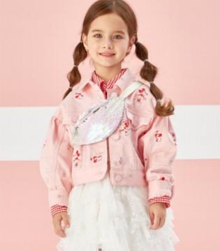 MINI PEACE太平鸟童装粉色系穿搭 充满浪漫气息