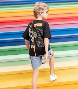 史努比夏季新品来袭 百搭时尚的T恤 点亮夏日