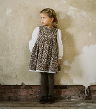 Mabel Child绝美的小裙子 令人心动的美丽