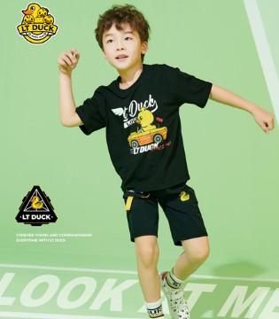 LT DUCK小黄鸭夏季新品来袭 各种T恤任你挑!