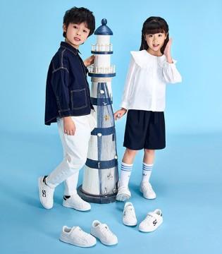 沙驰童鞋 舒适又时尚的鞋子 给孩子带来不一样的体验!