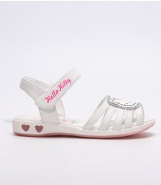 Hello Kitty时尚凉鞋 让宝贝清凉过一夏!