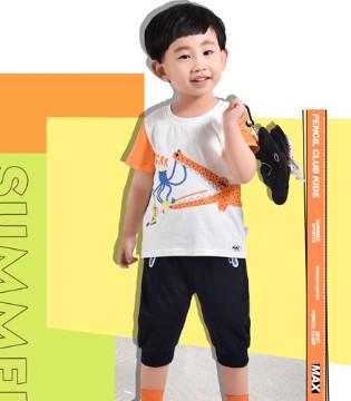 铅笔俱乐部时尚T恤 做夏日最清爽的男孩!