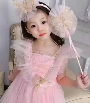 123童装春夏新品 极显气质的连衣裙
