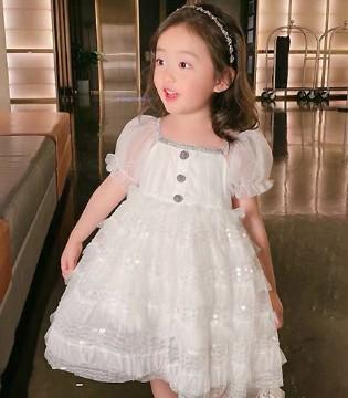 123童装夏日纱裙系列 童话里的出逃公主