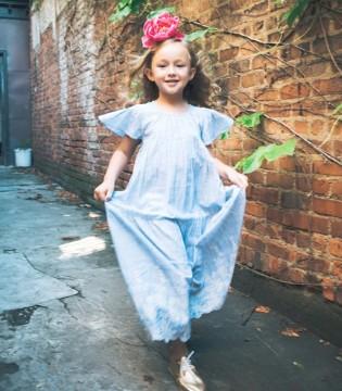 lulaland绝美连衣裙 令女孩们爱不释手