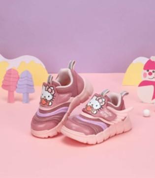 HELLO KITTY高颜值童鞋 传递生活更多的色彩
