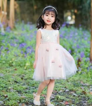 123童装春夏新品 服饰要表现出孩子的可爱