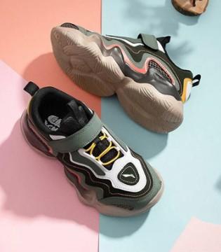 """李宁儿童时尚运动鞋 兼备多种""""功能"""""""