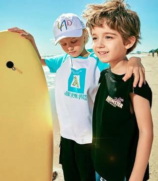 水孩儿夏季T恤 让你成为这个夏天最耀眼的存在