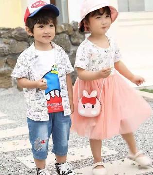 班吉鹿的童装品牌 是值得加盟的对象