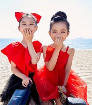 JOJOKIDS 穿上童话公主裙 优雅转圈圈~