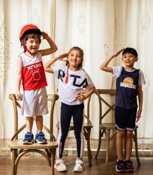 相信品牌的力量 恭喜浩巍商贸第二年携手品牌童装网!