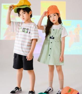 西瓜王子跟随时尚步伐 打造孩子们都喜欢的潮流服饰
