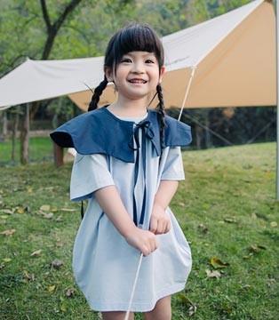 吾名堂2021夏季新品 天真烂漫的孩子该穿的服饰