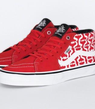 Supreme联名Vans Supreme联名Nike SB Dunk High