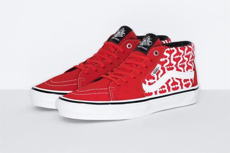 Supreme�名Vans Supreme�名Nike SB Dunk High