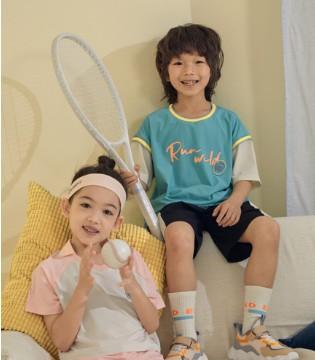 MooMoo春夏新品 家居服让孩子在家玩得尽兴