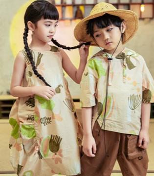 吾名堂 原创健康服饰 孩子穿了都说好看