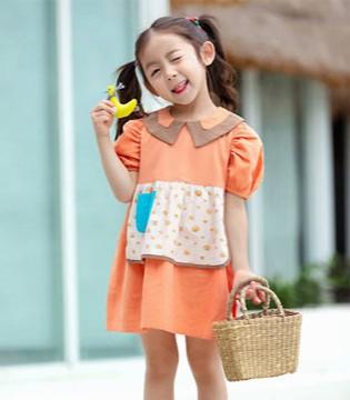 萌娃时尚穿搭 释放你的天性 回归童年本真