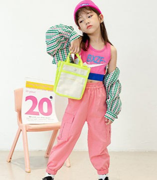 小资范童装 时尚萌娃们的穿搭好物