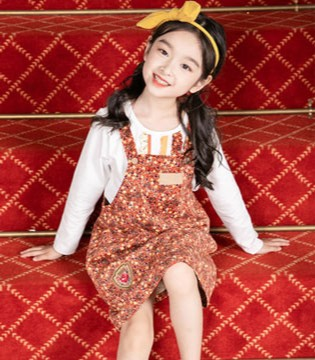棉绘童装新品 各式精美舒适的秋衣 装满你的衣橱