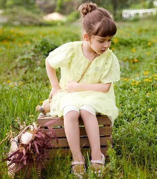 时尚自然简约童装 三木比迪让童年焕发别样光泽