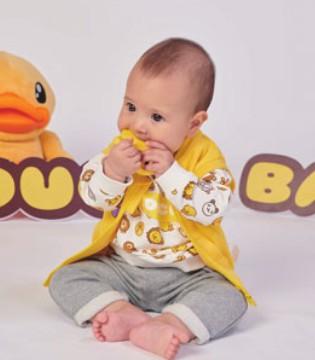 小黄鸭新品上市 舒适时尚 趣味可爱