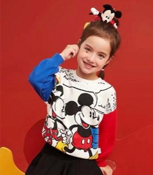 迪士尼时尚舒适服饰 这个秋天不会冷