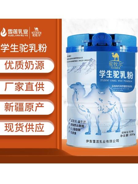 驼牧尔学生驼乳粉 骆驼奶粉贴牌 骆驼奶粉批发