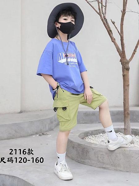 萌宝宝精美童装 满足孩子日常时尚穿搭