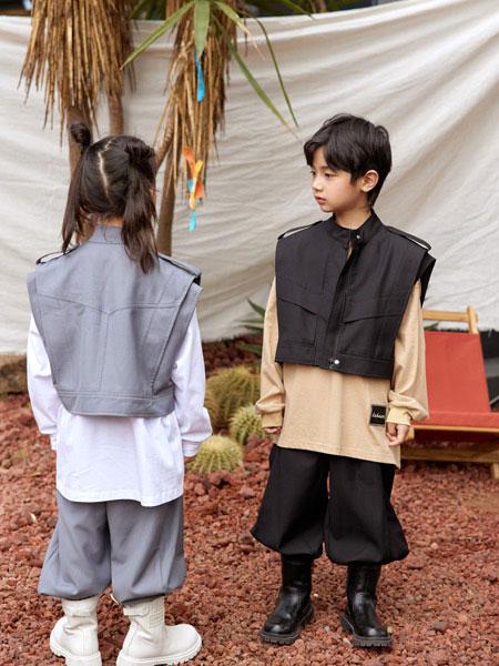 拉酷儿时尚新品 满足孩子的潮流个性穿搭