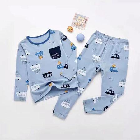 秋季新品 中秋给孩子送上舒适睡衣