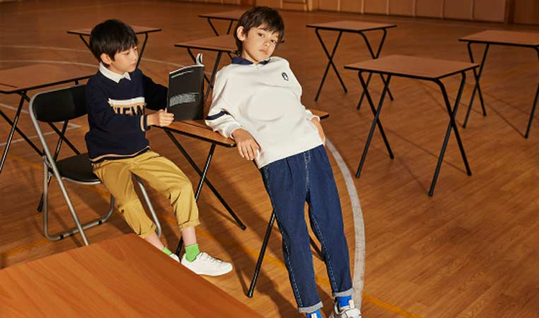 童装品牌联手开派对:品牌秀上演 儿童服饰未来可期