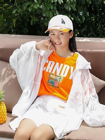糖果布丁潮童品牌 满足孩子多种穿衣风格
