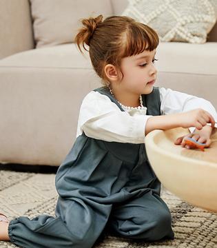 三木比迪 时尚小潮童的衣橱缺一个你