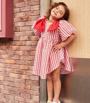 百丽国际TATA时尚童装 休闲的日常不束缚