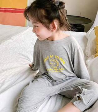 田佳禾儿童家居服 宅家必备套装 孩子的贴心好物