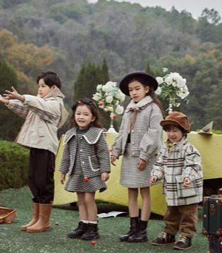洛小米秋季新品 童年的小美好 用秋衣来表达